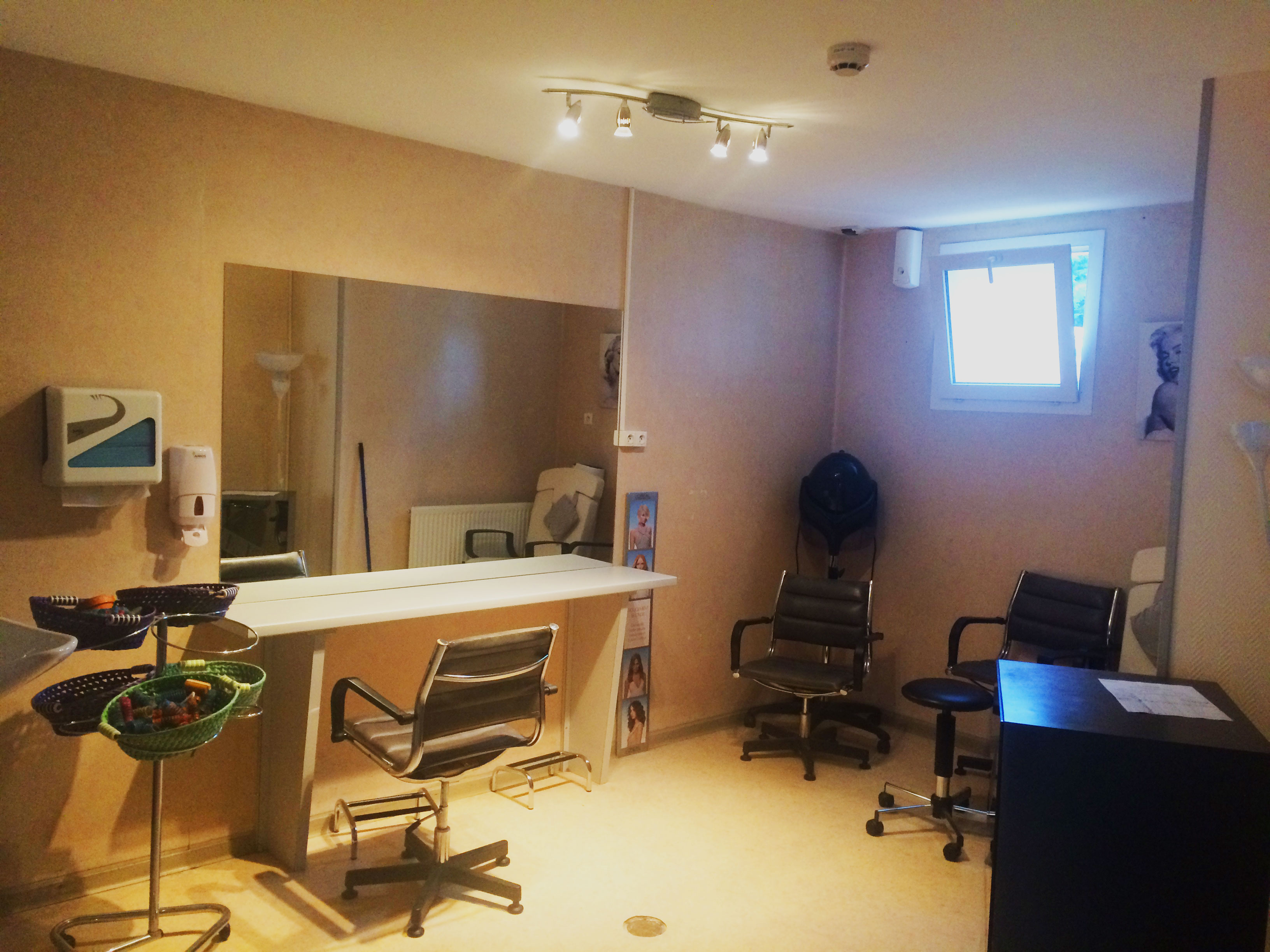 Salon de coiffure saverdun
